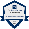 Top Mobile App Developer USA 2020